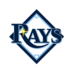 TB Rays logo