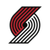 POR Trail Blazers logo