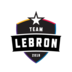 Team LeBron logo