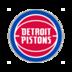 DET Pistons logo